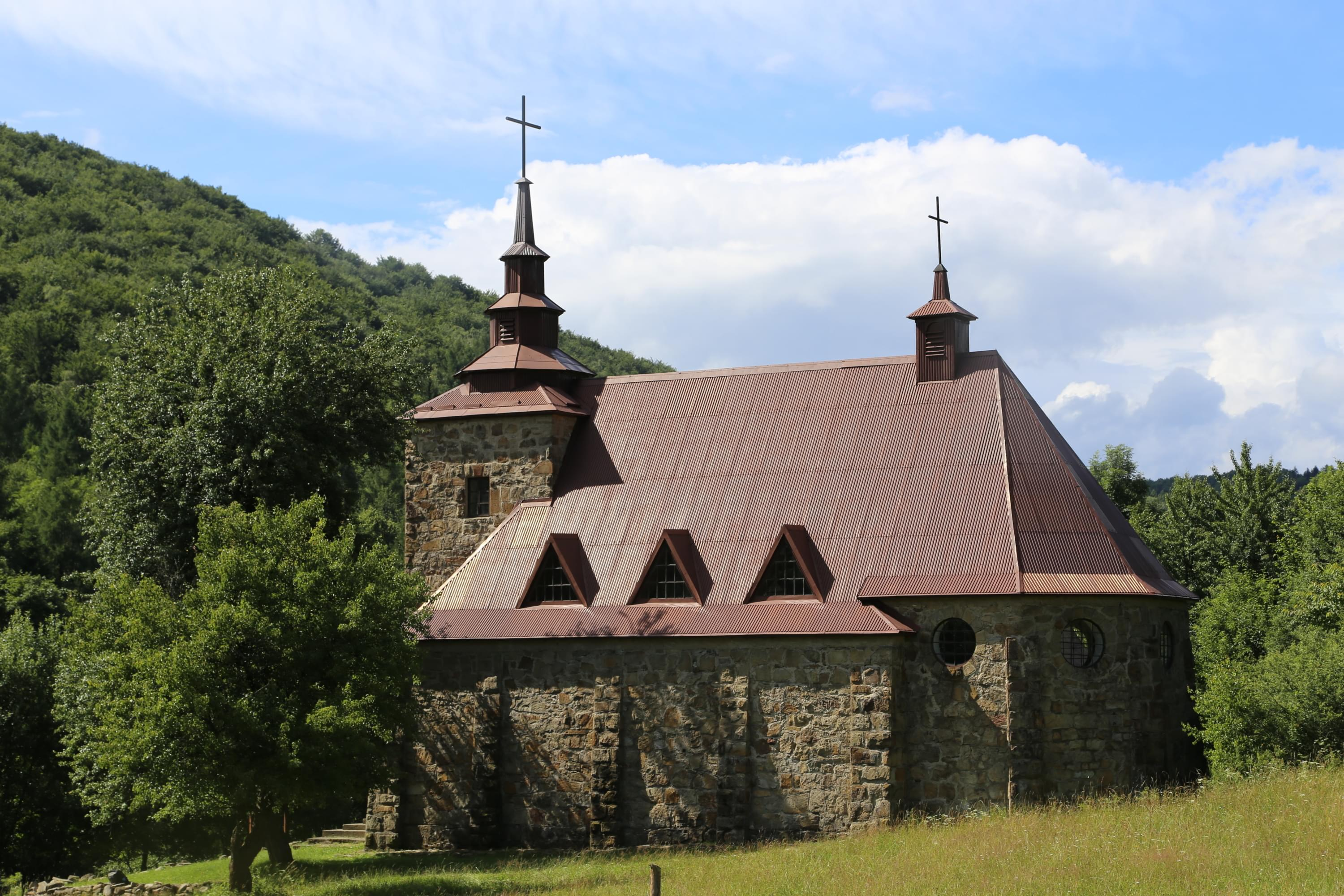 Huta Polanska Church