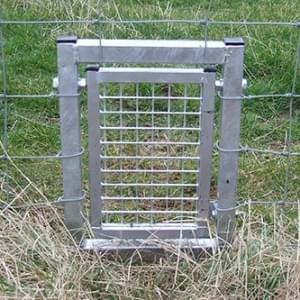 Badger gate